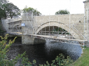 Lords Bridge (Grade II Listed), West Witton