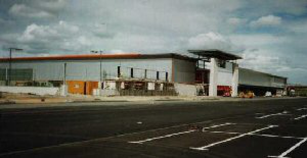 B&Q Warehouse, North Shields