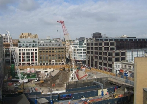 Farringdon Station, Cross rail redevelopment